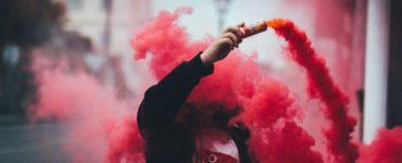 Social branding verpesten - rode rook
