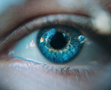 Visualiseren - een beeld van een oog