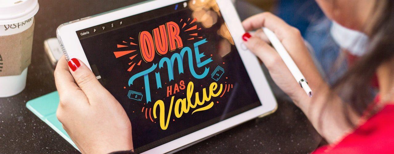 Tijd spenderen aan e-cursussen is waardevol