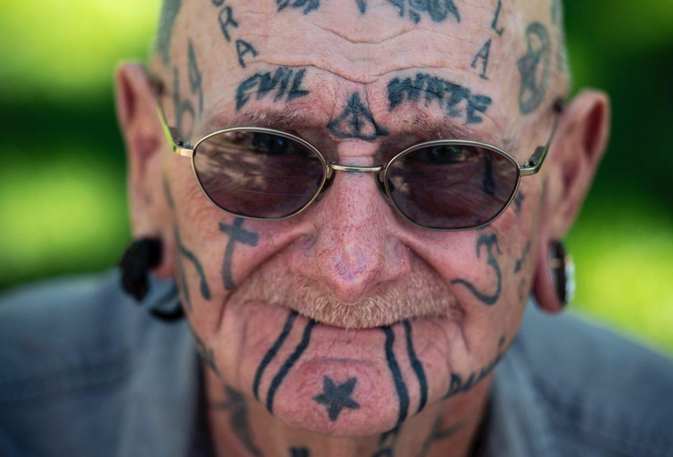 Gekke rituelen - tatoeage