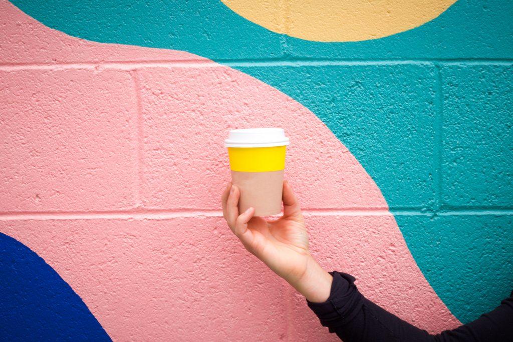 Coffee to go beker - aan de slag met de voordelen van een personal branding plan
