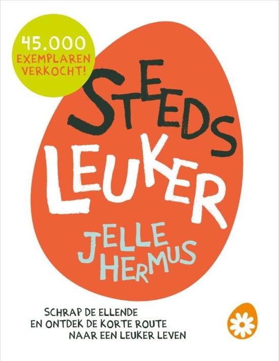 Boekcover: Steeds Leuker, een van de boekentips van P-Plan