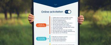 Online en offline activiteiten die je kunt doen