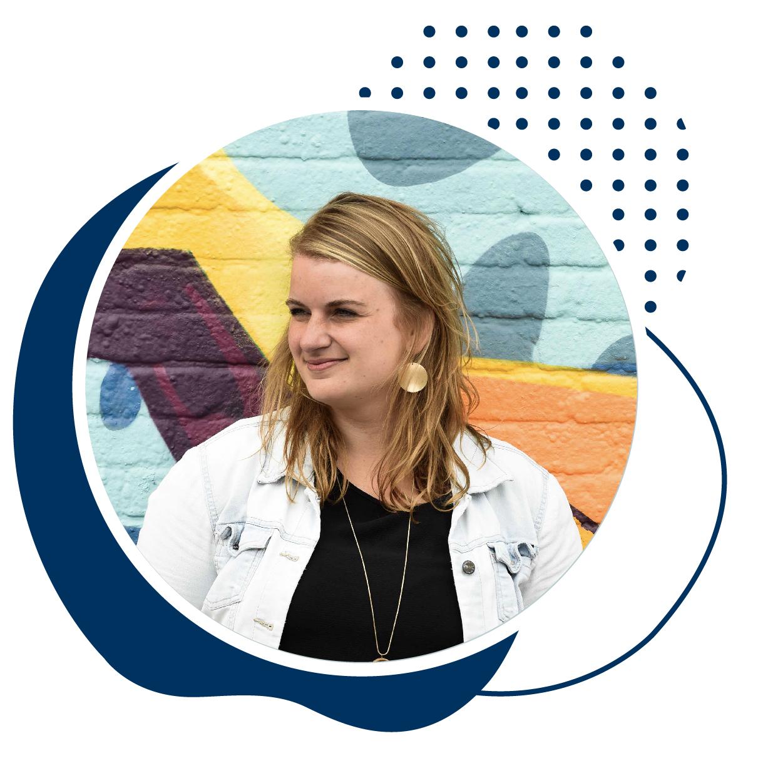 Liona Appelman - instructeur van de visual branding cursus